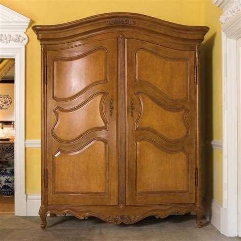 15 best collection of large wooden wardrobes