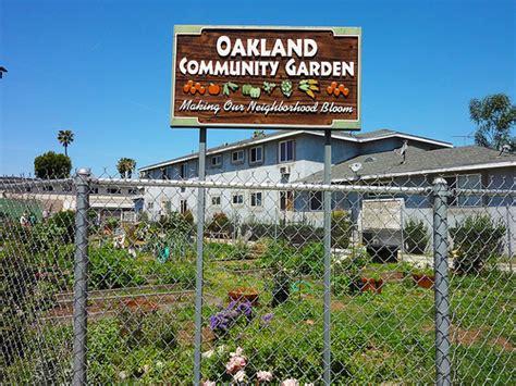Garden Oakland by Photo
