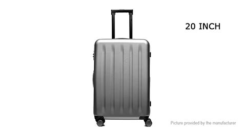 Xiaomi Mi Trolley 90 Points Suitcase 20inch White 46 29 authentic xiaomi mi trolley 90 points suitcase 20 quot 36l large capacity telescoping