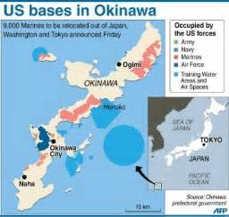 japan map us navy bases inequitous u s japan security agreement must be revised