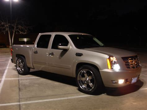 Escalade Front End by 2007 Silverado Escalade Front End 23 S Lowered Ls1tech