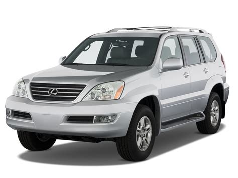 Lexus Suv Gx470 by 2009 Lexus Gx470 Reviews And Rating Motor Trend