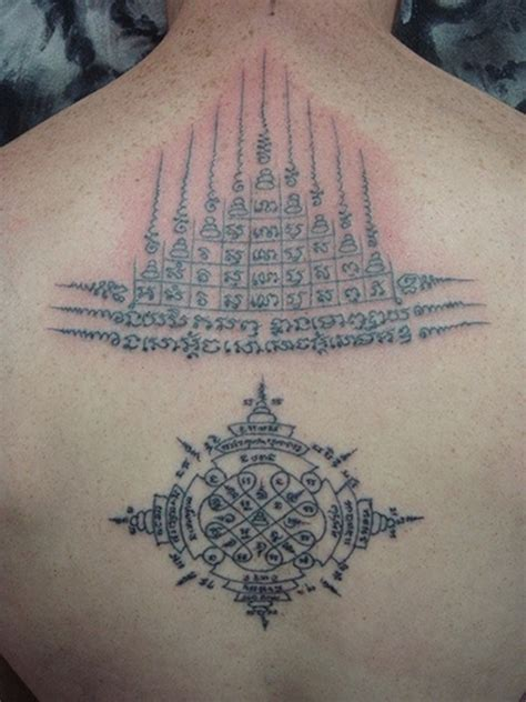 thai tattoos meanings and design 40 traditional thai designs
