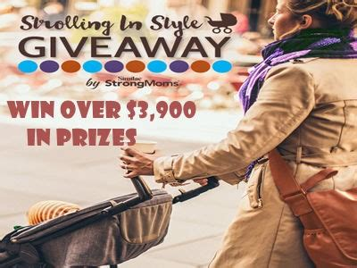 Www Similac Com Giveaway - www similac com giveaway enter similac strongmoms strolling in style giveaway