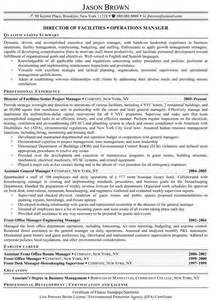 Management Resume Examples Resume Professional Writers