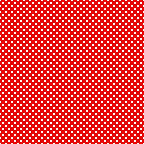 red dot pattern on back red polka dot border free cliparts co