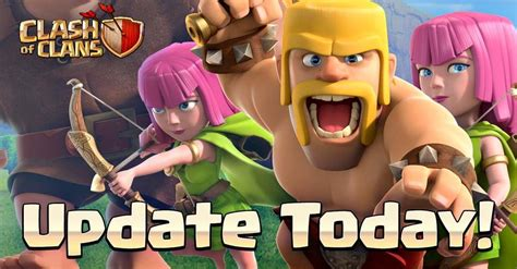 download clash of clans update clash of clans september update released full patch notes