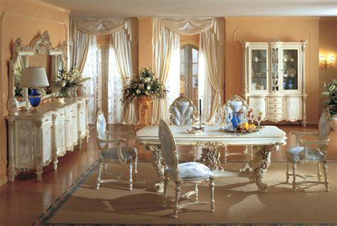 Sala Da Pranzo Stile Barocco by 8