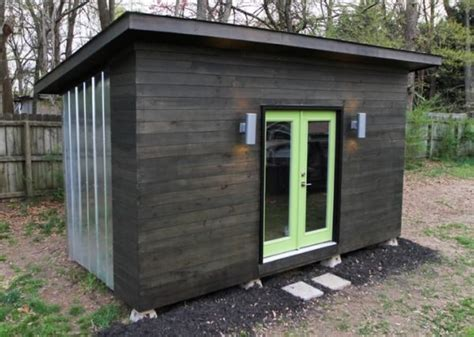 Backyard Studio Plans by Backyard Studio Tiny House Plans