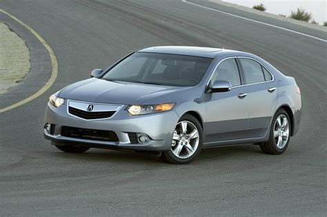 2011 acura tsx with a fresh new look sort of