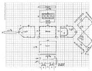 Graph Paper For Floor Plans Little Free Library