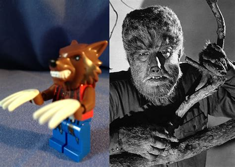 Universal Wolf lego universal monsters wolf by monsterisland1969 on