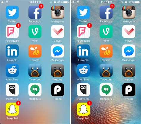 app layout cydia how to get full screen folders in ios 9