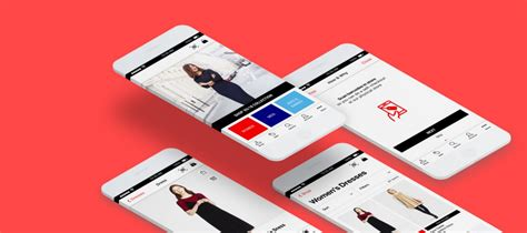 app design brief ui ux case study mobile self checkout app design concept