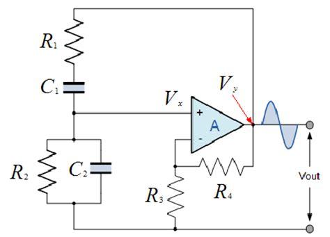 diode stabilised wien bridge oscillator diode stabilized wien bridge oscillator 28 images wien bridge oscillator op cookbook part 3