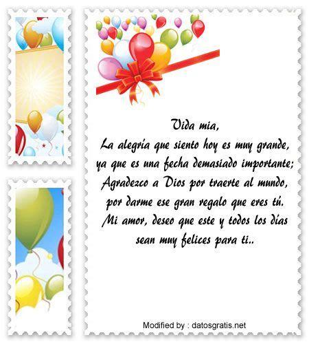 imagenes con mensajes de cumpleaños para niña 17 mejores ideas sobre tarjetas de feliz cumplea 241 os en