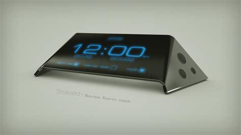 Hybrid Alarm Clock Concept by Alarm Clock Concept By Villarreal At Coroflot
