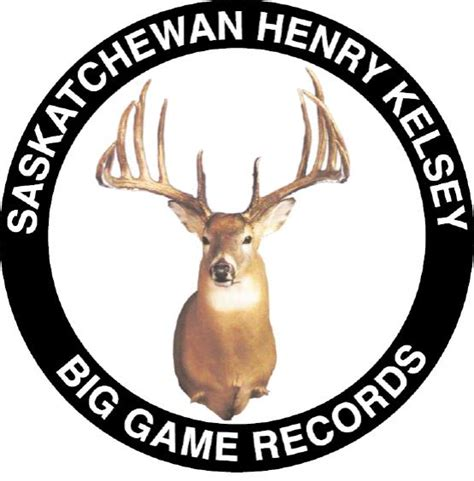 Saskatchewan Records Henry Kelsey Big Records Saskatchewan Wildlife Federation