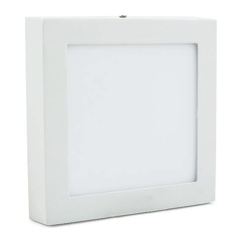 led square surface light 18w