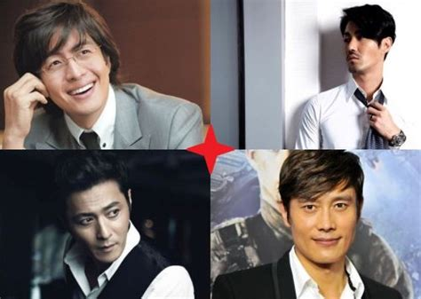 aktor film korea terbaik daftar 100 aktor korea terbaik sepanjang masa kembang pete