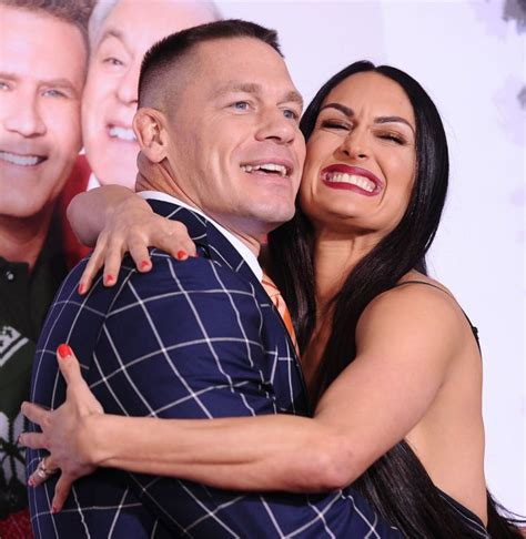 nikki bella wwe age john cena age net worth and why he has split from nikki