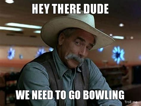 Bowling Memes - best bowling accident ever shut up i m talking