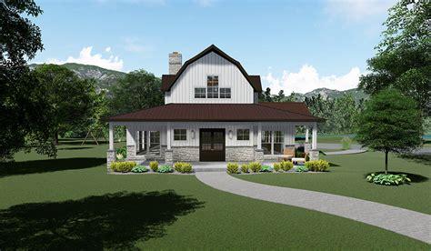 barn style house  bedrms  baths  sq ft plan
