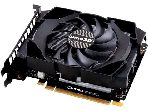 Geforce Gtx 1050 Ti 4gb by Inno3d Geforce Gtx 1050 Ti 4gb Compact Videocardz Net