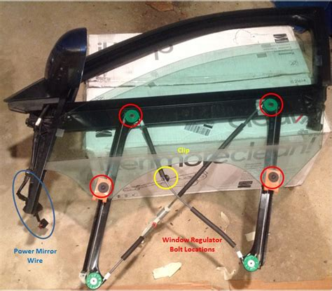 2002 audi a4 window regulator wiring diagrams repair