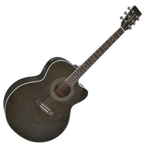 tanglewood objev jumbo akustick 225 kytara 芻ern 225 ex