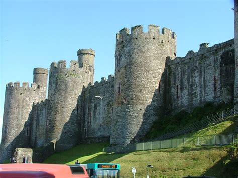 the curtain wall castle with round towers heaths in europe the land of few vowels and northern england