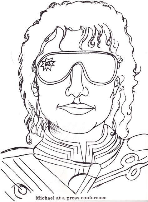 michael jackson coloring pages 23 best michael jackson coloring book images on