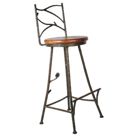 Iron Stool by County Ironworks Pine Counter Stool 904123