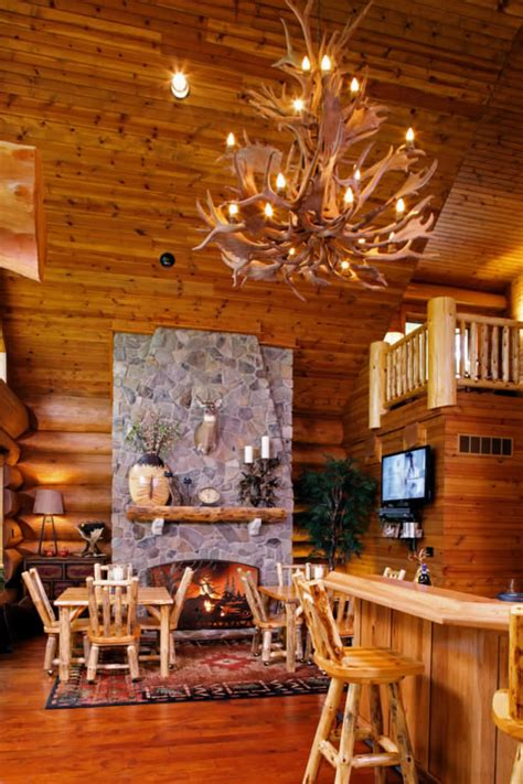 beautiful log home interiors beautiful log home with alluring interior log homes