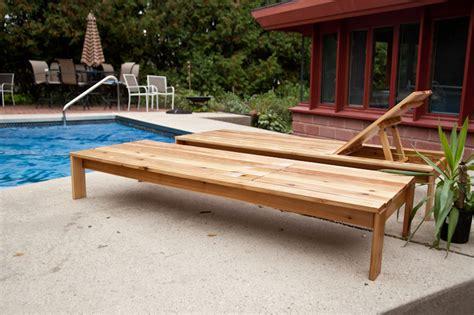 diy modern outdoor lounge chair white single simple modern outdoor lounger diy