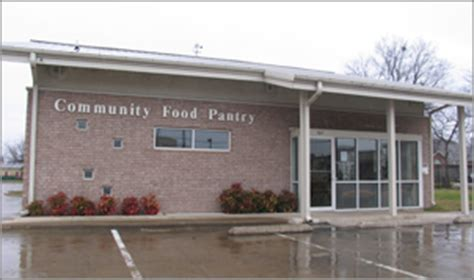 The Pantry Mckinney by Community Food Pantry Of Mckinney
