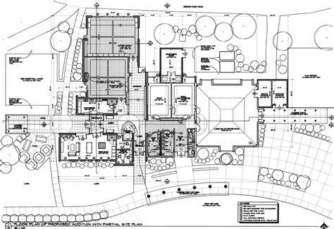 youth center floor plans various michael grogan architect