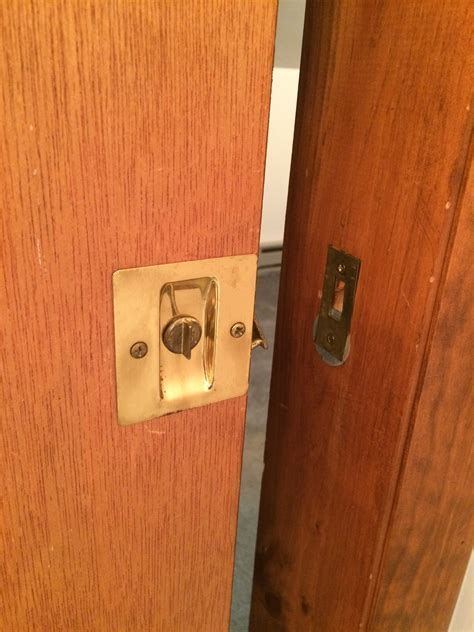 How Do You Fix A Door Knob by How To Repair A Broken Door Jamb