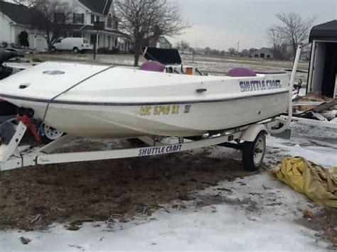 jet boat for sale sandusky ohio shuttle craft for sale