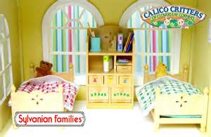 sylvanian families calico critters children s bedroom s