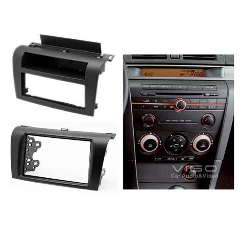 dash for car radio dash kit facia for mazda 3 axela headunit cd