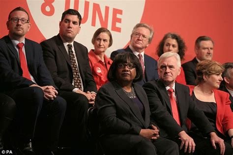 Labour Shadow Cabinet by Unions Handed More Powers Labour Manifesto Daily