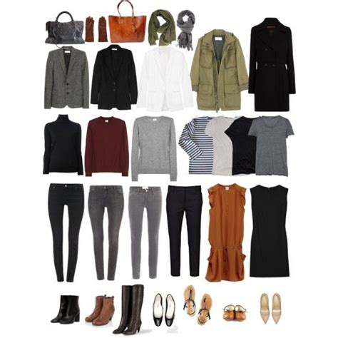 1000 images about capsule wardrobe on pinterest quot capsule wardrobe quot by eizhowa on polyvore what to wear