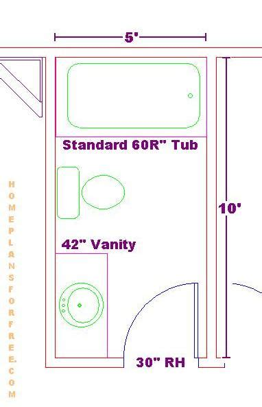 bathroom floor plans 5 x 10 5 x 10 bathroom layout doubtful 5x10 remodel home ideas