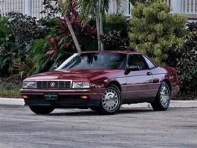 Cadillac Allante Specs Cadillac Allante Specs 1987 1988 1989 1990 1991