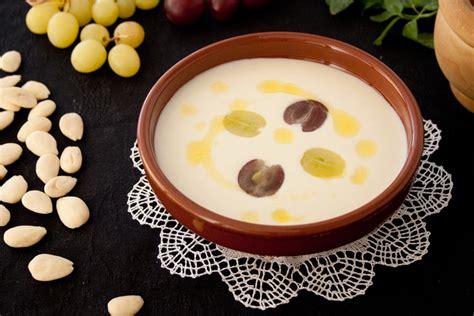 cocina tradicional malague a ajoblanco malague 241 o receta tradicional c 243 digo cocina