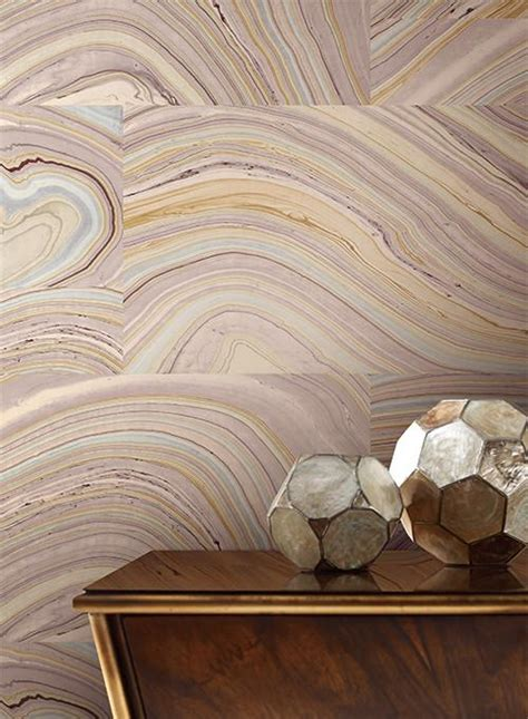 york wallcoverings home design onyx wallpaper in purple design by candice olson for york