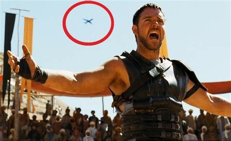 film gladiator mistakes obvious mistakes in movies which you might have missed