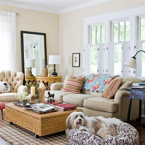 modern furniture  cottage living room decorating ideas