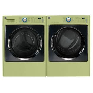 Reversible Door Front Load Washer Kenmore Elite 4 3 Cu Ft Steam Washer W Reversible Door Energy Appliances Washers